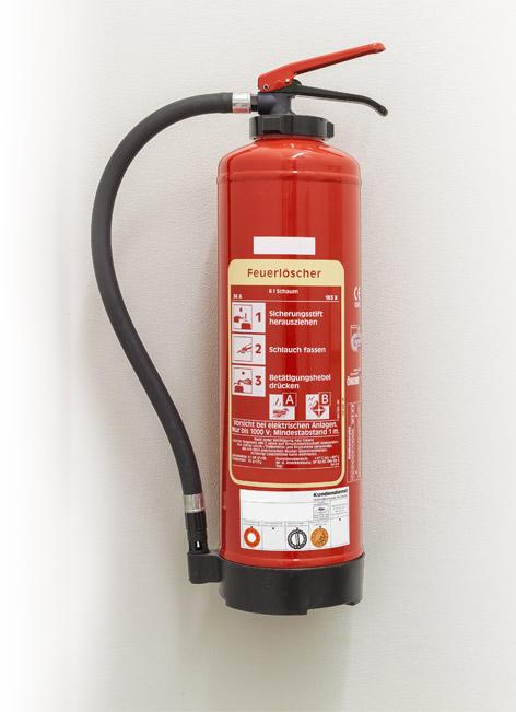 matériel de sécurité incendie